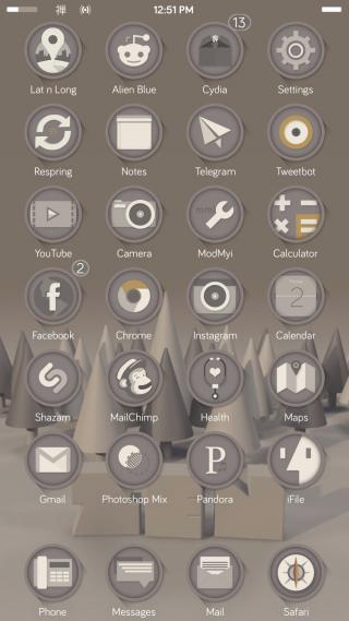 Download Zen8 iconOmatic RD Shadow 1.0